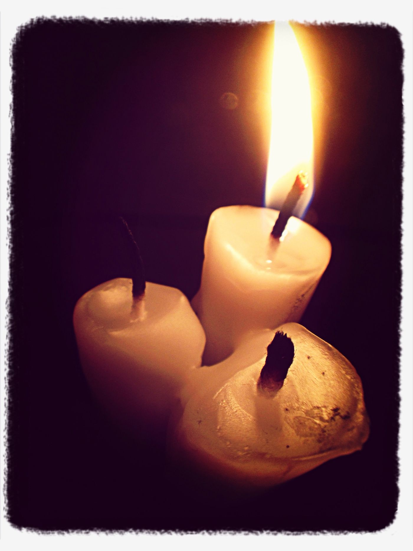 By Candlelight Holding the light when others can't...