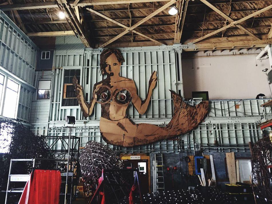 Mermaid. The Global EyeEm Adventure EEA3 Eea3 - San Francisco