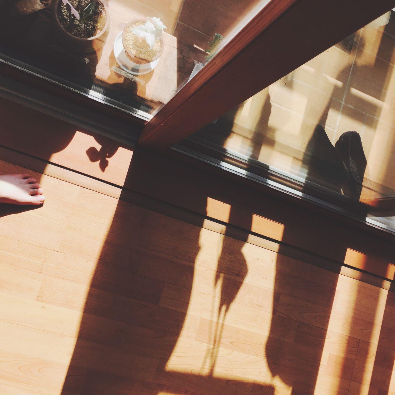 Warm Homesweethome Sunshine Relaxing Window