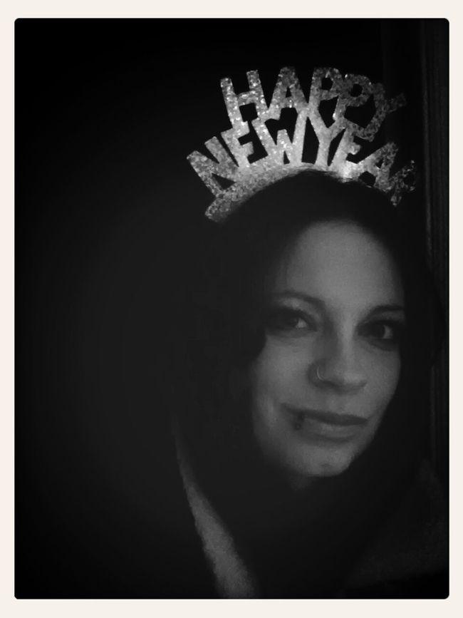 Happy New Years  Happy New Year Selfportrait Fortheloveofblackandwhite