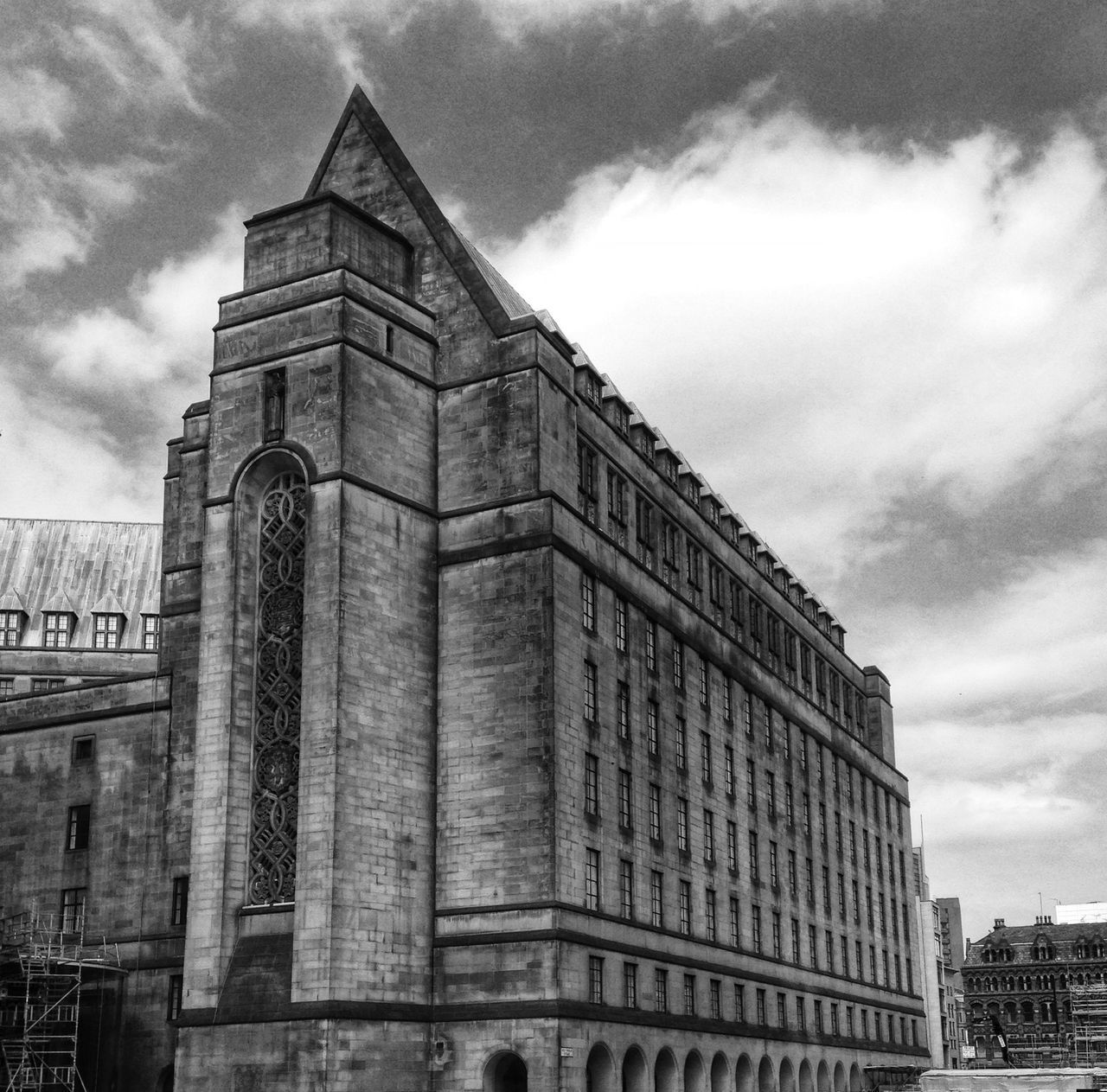 Shoot Share Learn Manchester, EyeEm Meet-up Architecture Black And White
