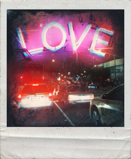 Driven By Love Kitsch Oder Kunst Photographic Approximation On The Corridors Of The Mind
