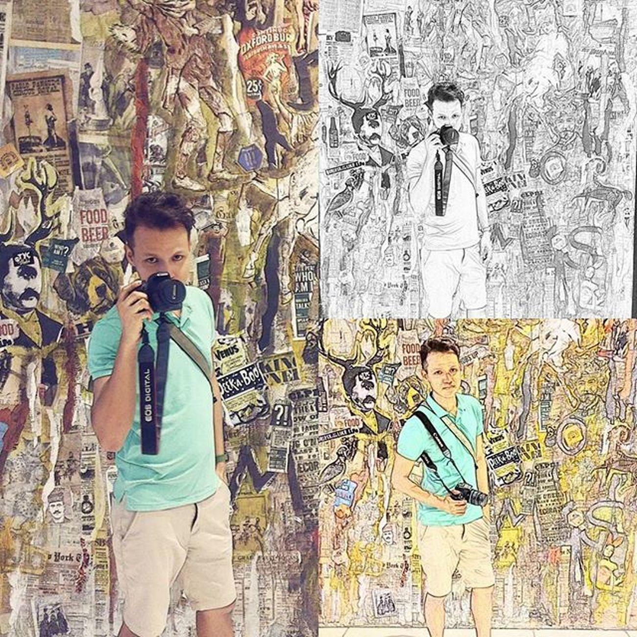ART and colors Playingwithcolors Camerafilters Grafitti Wheninbangkok2015