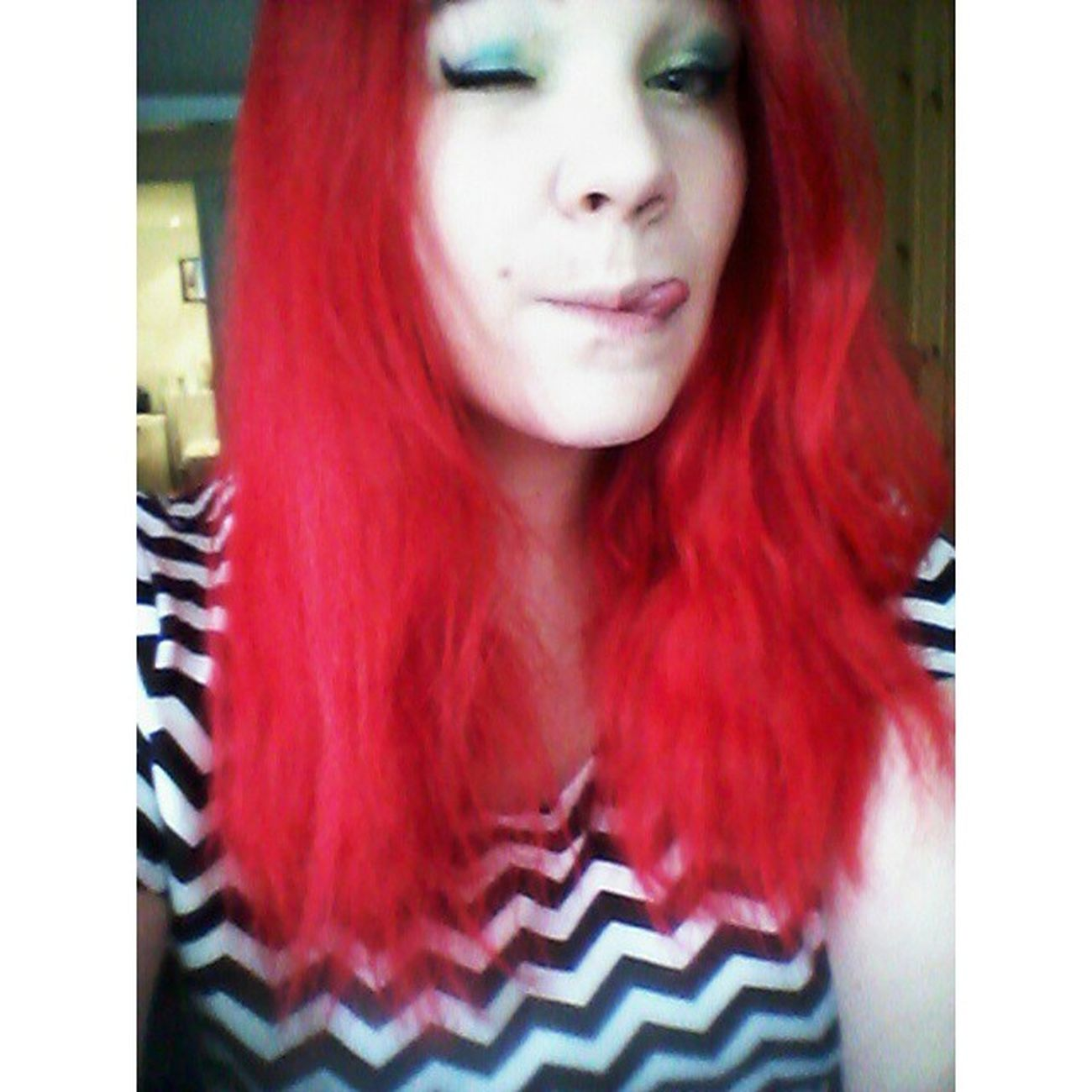 Somethingnew Me Redhead Fire Burninghair
