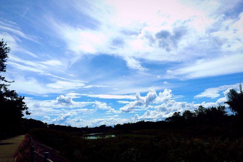 """หลงไหล ความสวยงามของ """"ท้องฟ้า"""""""