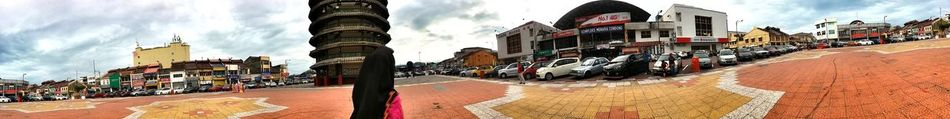 This is Teluk Intan🚗🚗