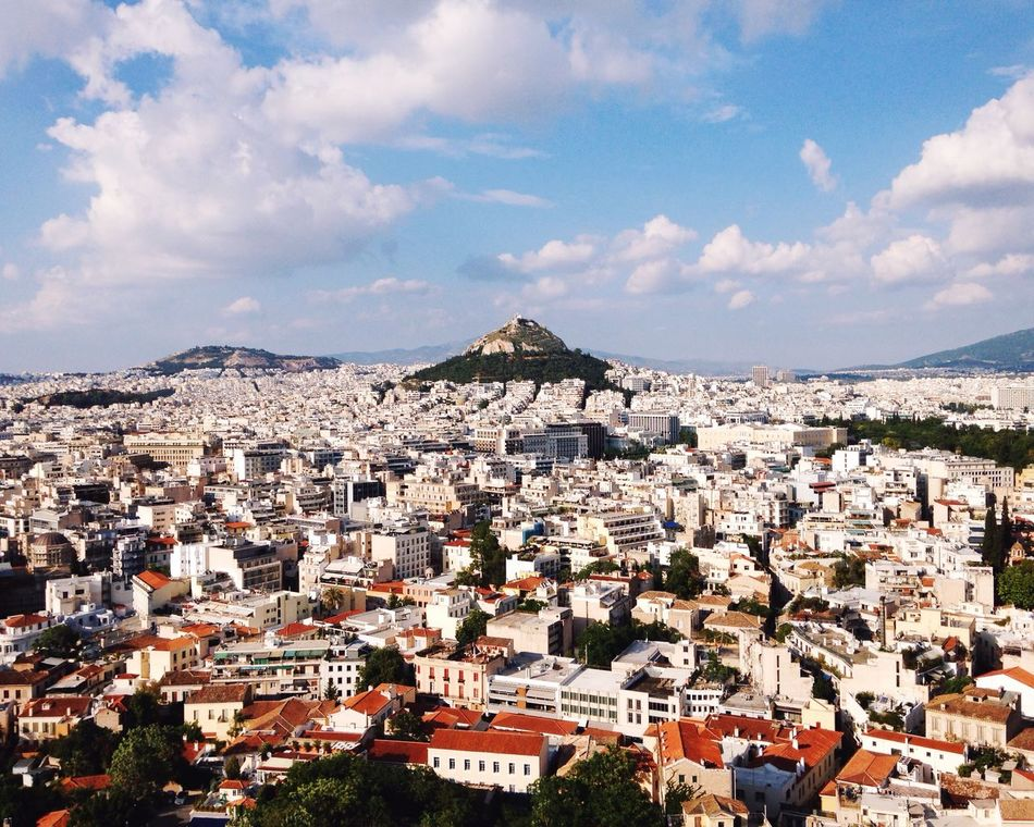 Beautiful stock photos of athens, , Aerial View, Architecture, Athens