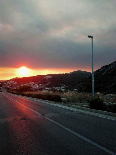 Travel Destinations Cloud - Sky Happy Nature Sunset Beauty In Nature Sky Croatia