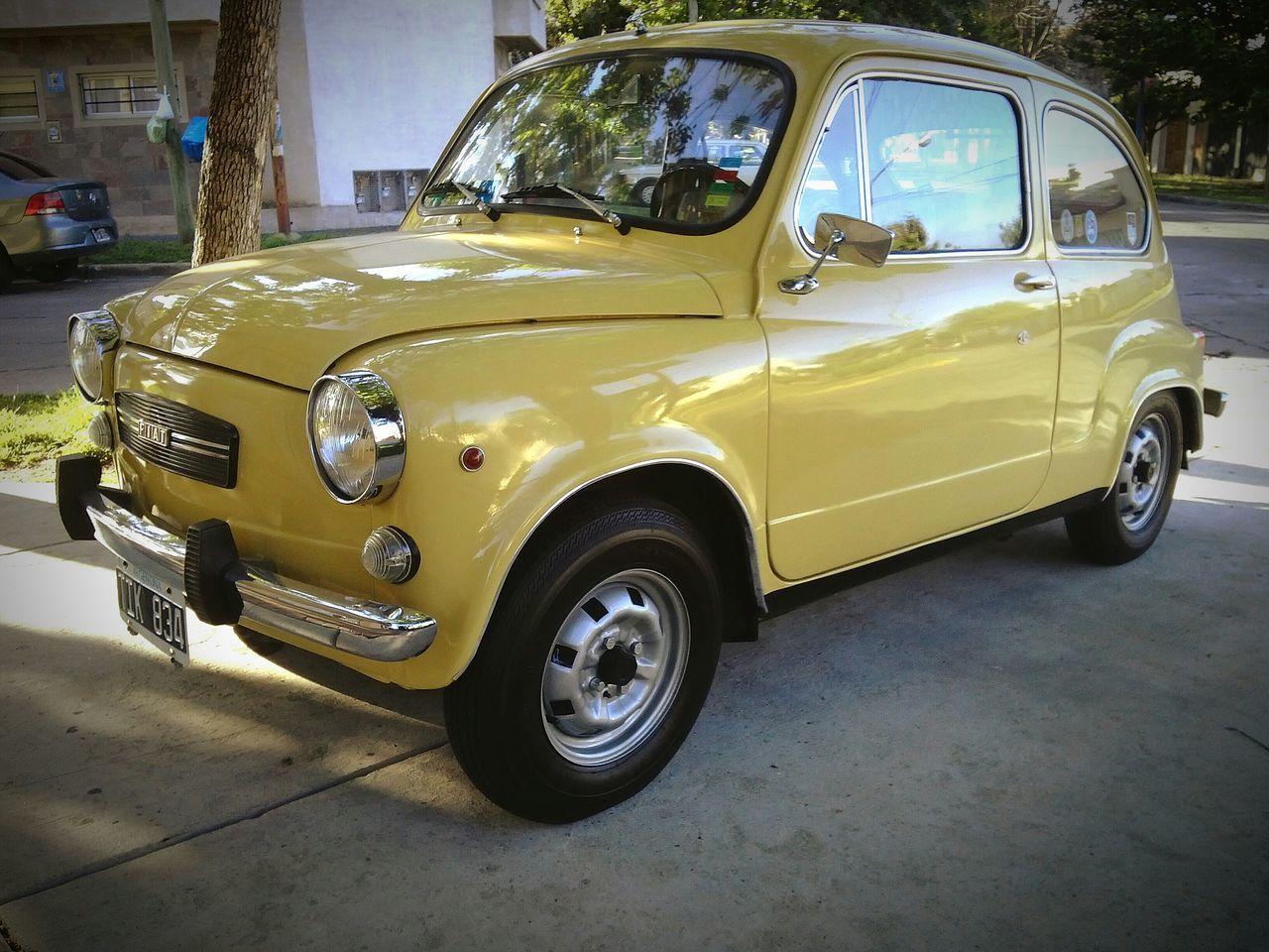 Fiat 600 hermoso, inmaculado! Fiat Fiat600 Fiat 500 Fiat500 Fiat 600 Argentina Argentine Buenosaires Bernal Quilmes Autosclasicos Clasico Argentino