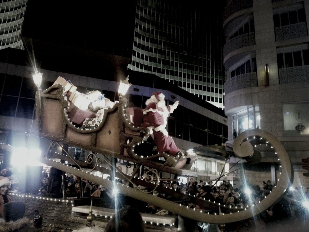 Père Noël Parade