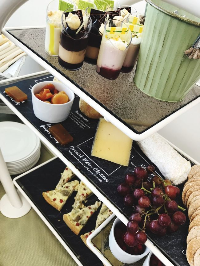 Food And Drink Freshness Food Variation Ready-to-eat Indoors  High Angle View Indulgence Healthy Eating Fruit Plate Bowl No People Temptation Sweet Food Close-up Day Royalascot Ascot Racecourse Horses Cheeseboard Grapes