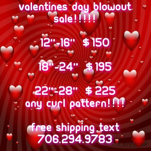 3 bundles ANY INCH¡ ANY CURL PATTERN!! TEXT 706.294.9783 SHIPPING ANYWHERE IN THE US