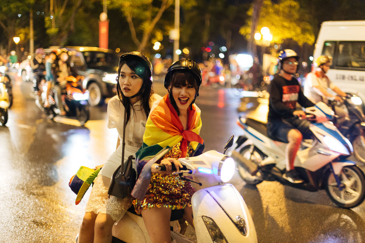 "HO CHI MINH CITY, VIETNAM - Aug 28, 2016: Hundreds of young Vietnamese gather up to celebrate ""Viet Pride Saigon"" in Nguyen Hue Walking Street, despite the rain. Gay Boy Gay Pride Ho Chi Minh City Landscape Lgbt Lgbt Pride Lgbt ❤️ Lgbti Lgbtpride Love Power Of Youth Pride March Pride Parade Pride2016 Rain Rainbow Saigon Viet Pride Viet Pride Saigon Vietnam Vietnamese VietPride The Photojournalist - 2017 EyeEm Awards"