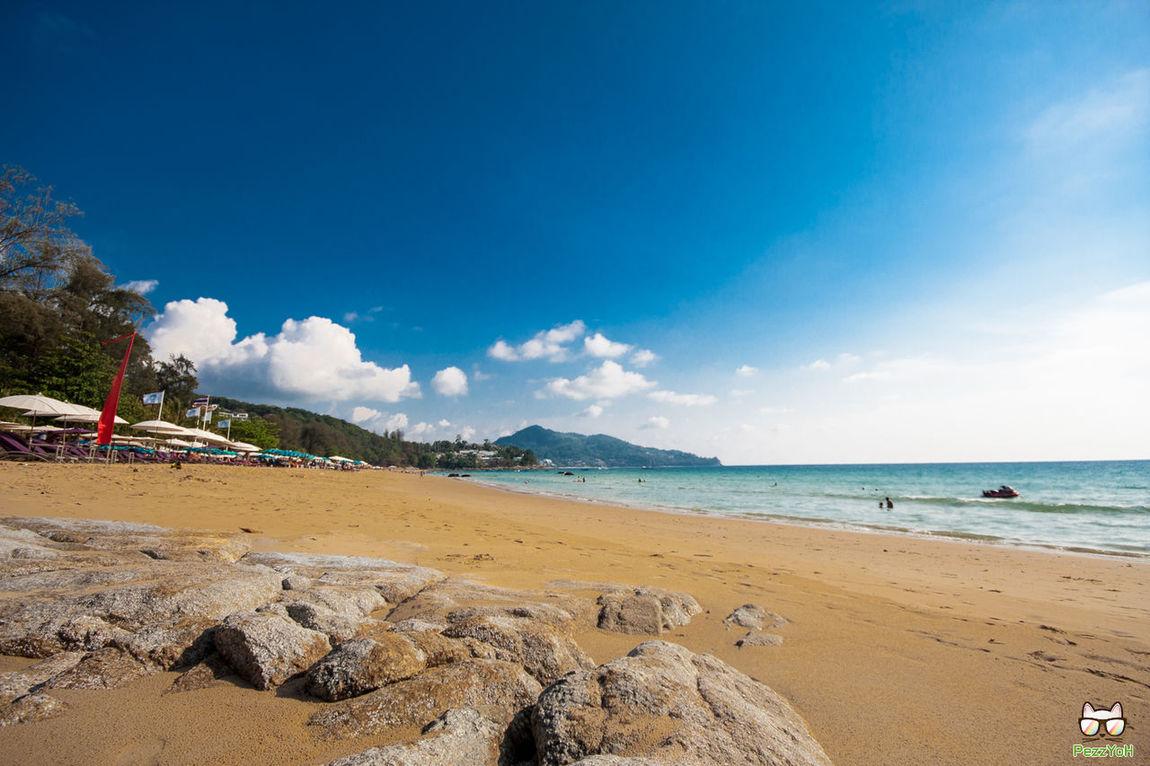 Skip tomorrow and go to the beach ? Phuket,Thailand Surinbeach Beatiful Thailand Travel Photography