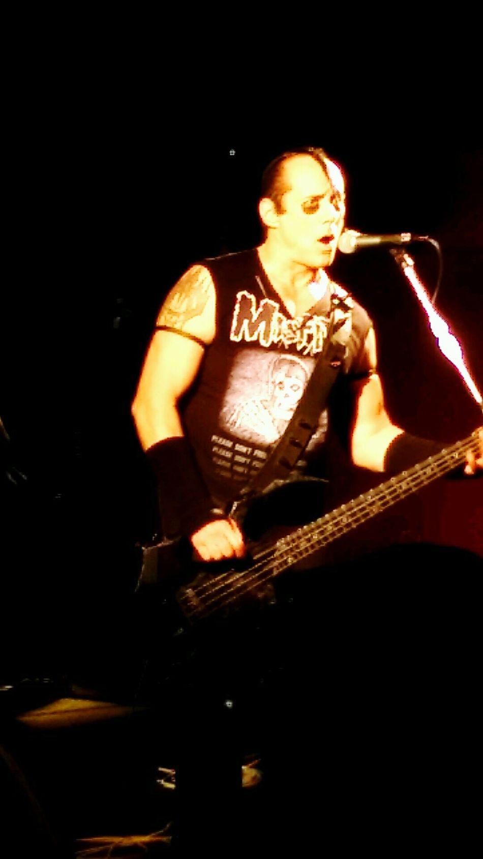 Misfits Jerryonly Live Music Punk Punkrock