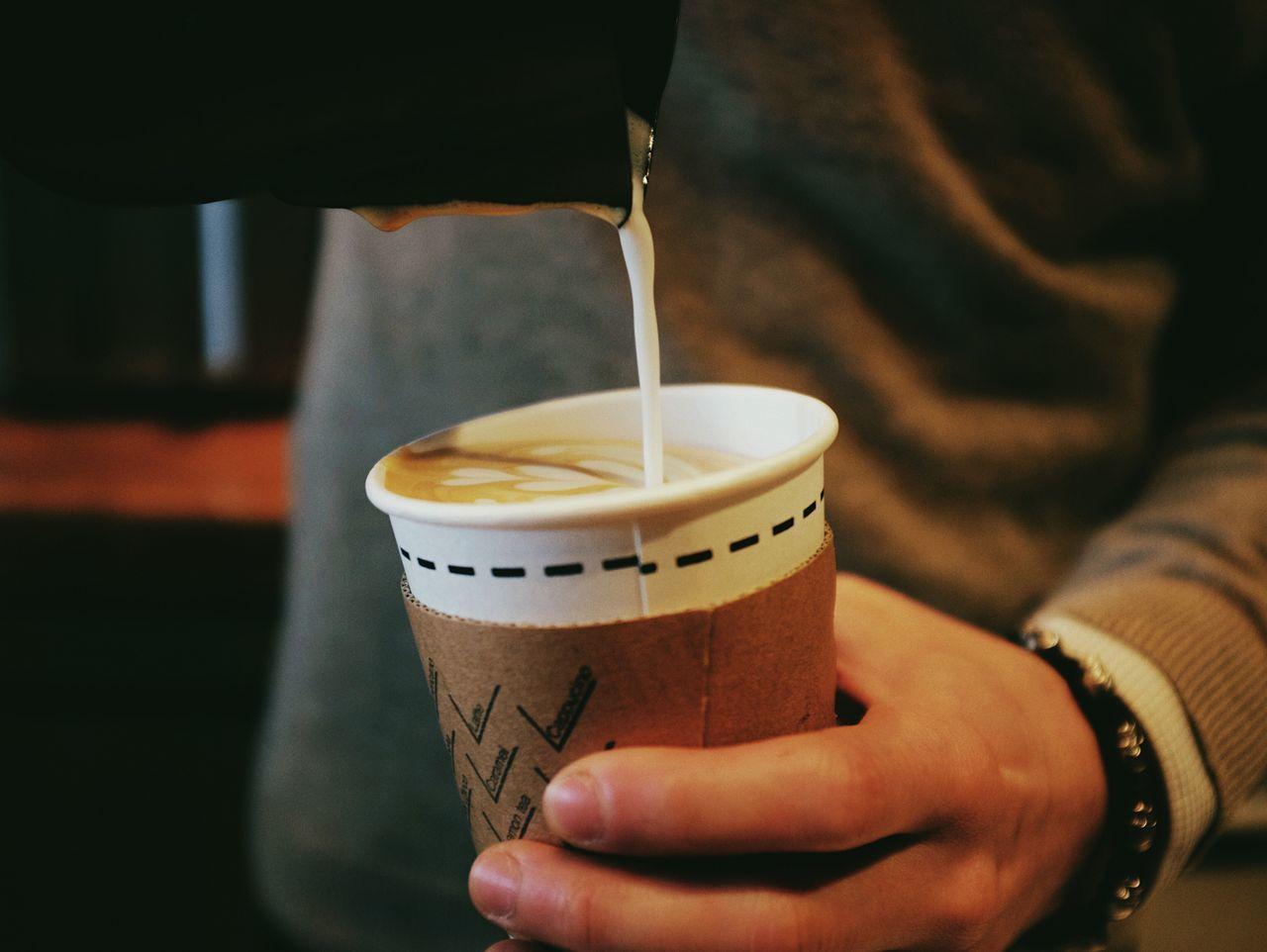 Beautiful stock photos of café, Cafe, Caffeine, Coffee - Drink, Coffee Shop