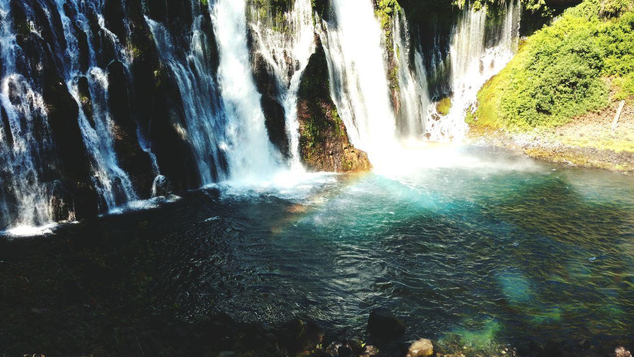 BurneyFalls Waterfall Long Exposure Scenics Pine Tree Californiathroughmylens Californiaadventures