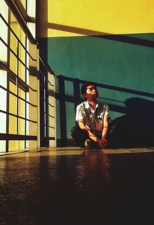In the lonely hour.... The Human Condition Afternoon Light And Shadow Lonely Alone :( Hi! Crappyshot Eyem Philippines Mobilephotography