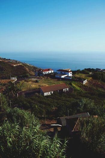 Madeira, coast. Traveling Travel Photography
