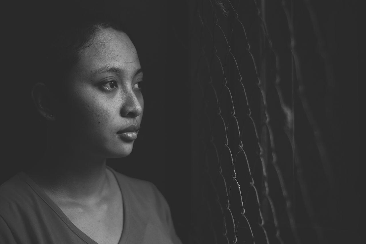 Meratus girl Portrait INDONESIA Hello World Indonesia_photography Portrait Of A Woman Indonesia_allshots Taking Photos Photography