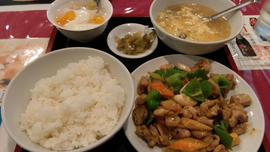 中華街よりチョッと安い!で、美味しい! Chinese Food Foodporn Enjoying A Meal Chicken