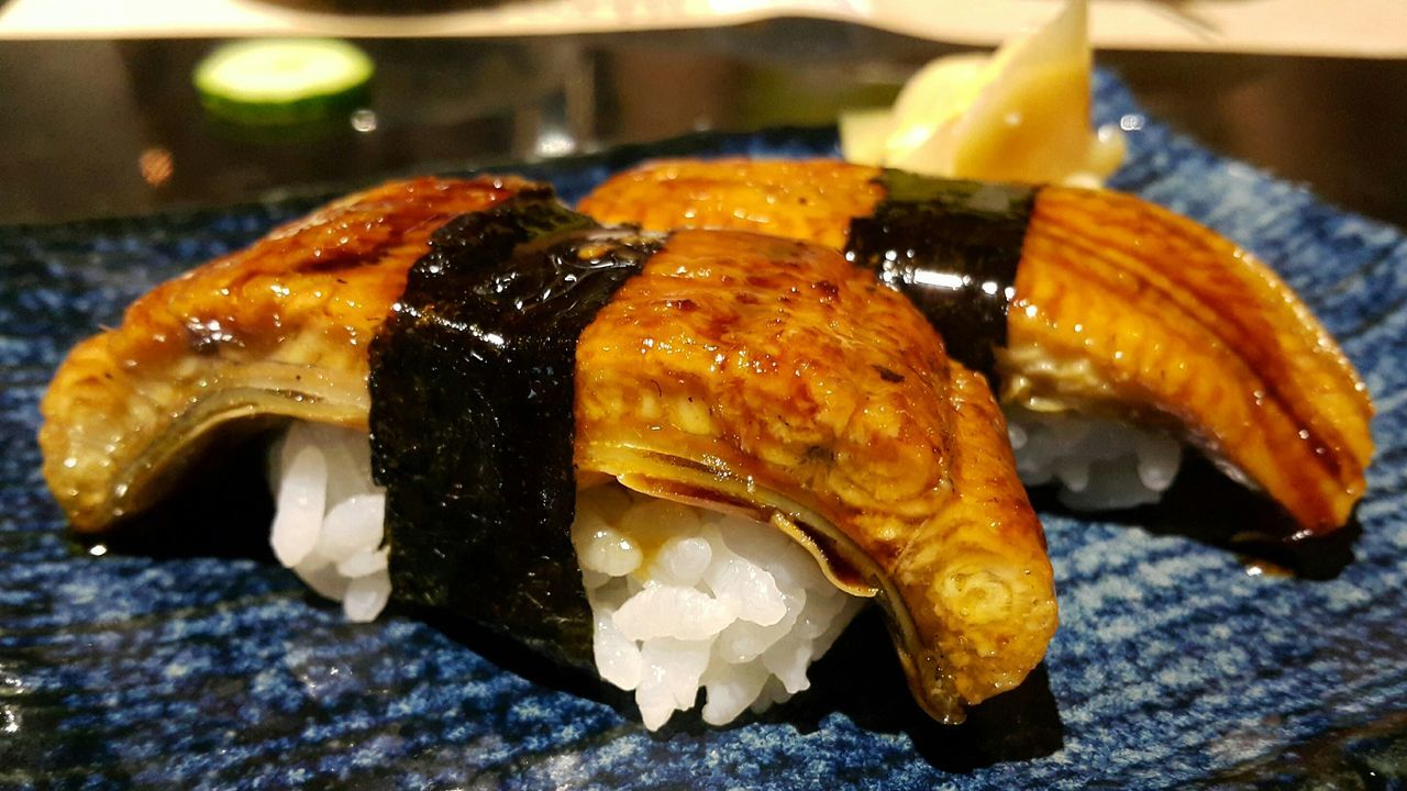 Unagi Sushi First Eyeem Photo