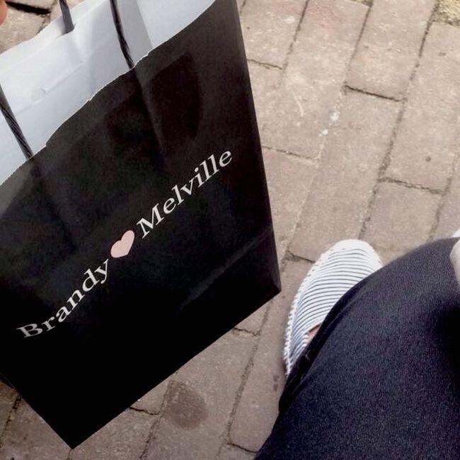 Brandy Melville Amsterdam ❤️