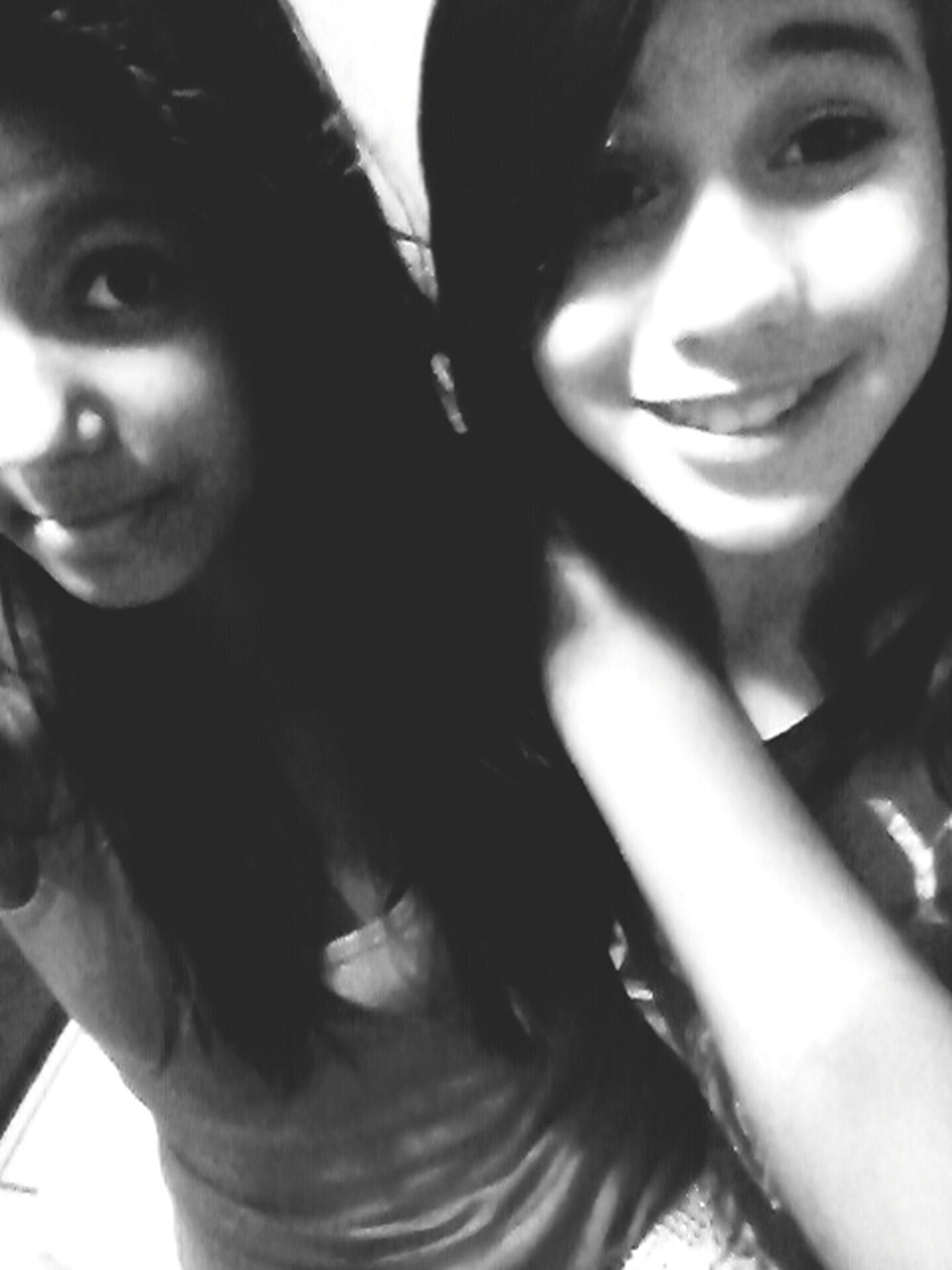 Eu e ela *--* First Eyeem Photo