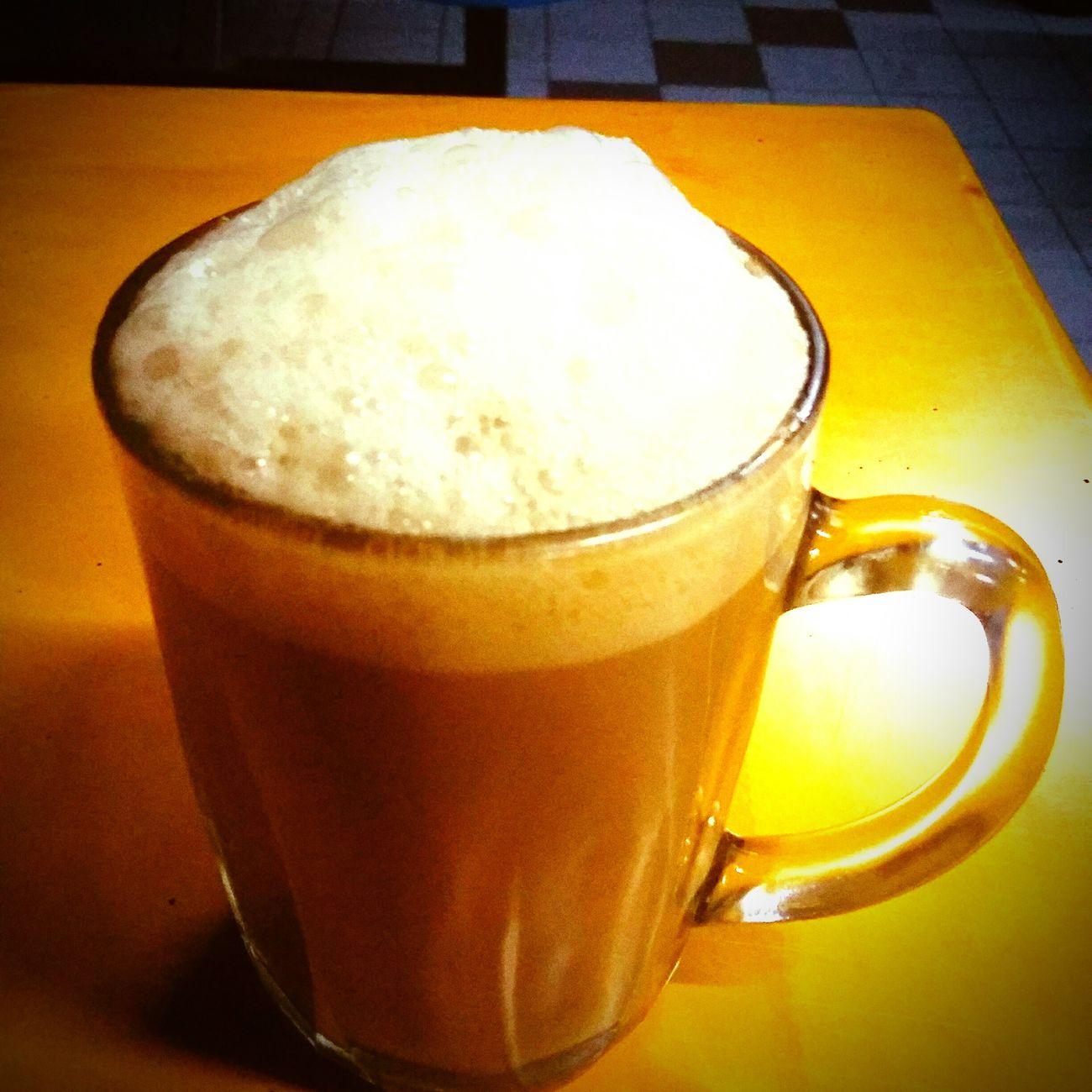 Drinkin Nescafe Nescafesuam Nescafewithlove Nescafe Tarik In My Place