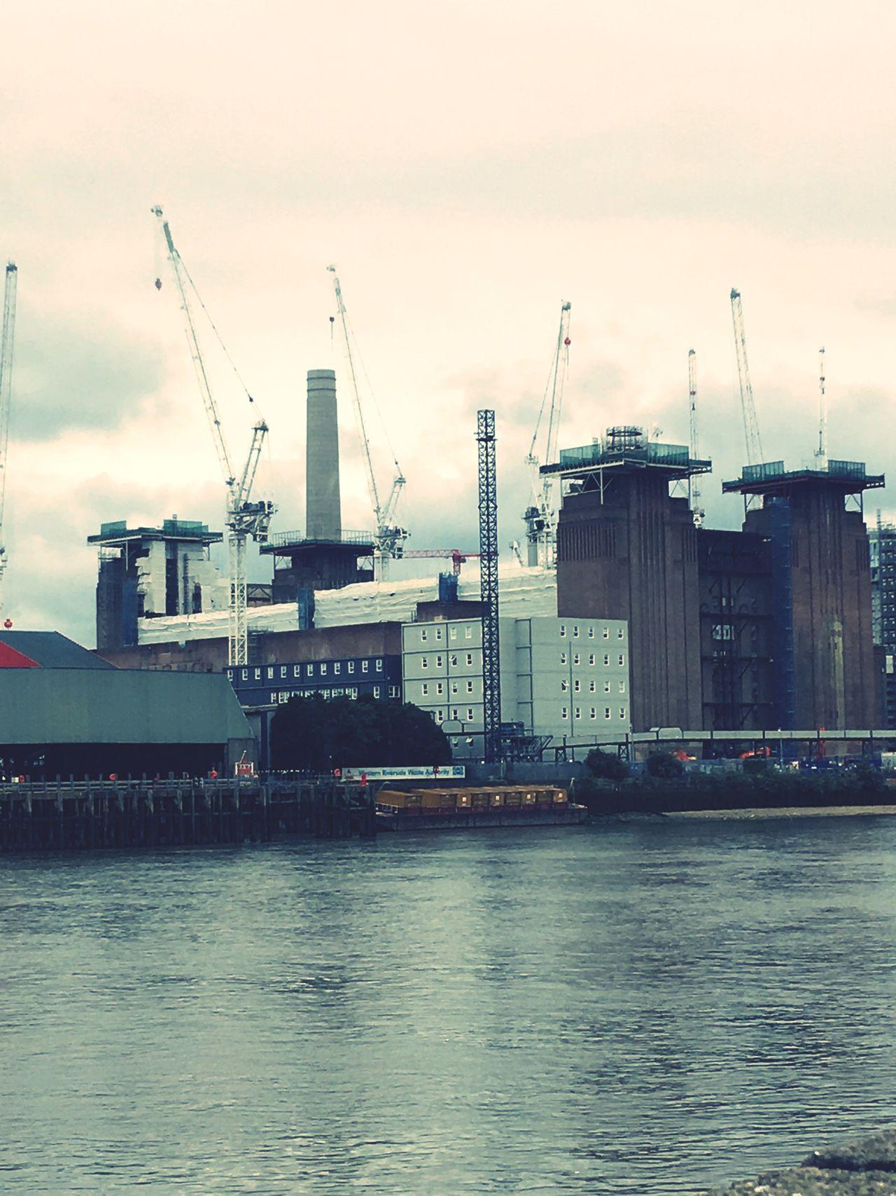 Battersea Power Station Pinkfloyd London
