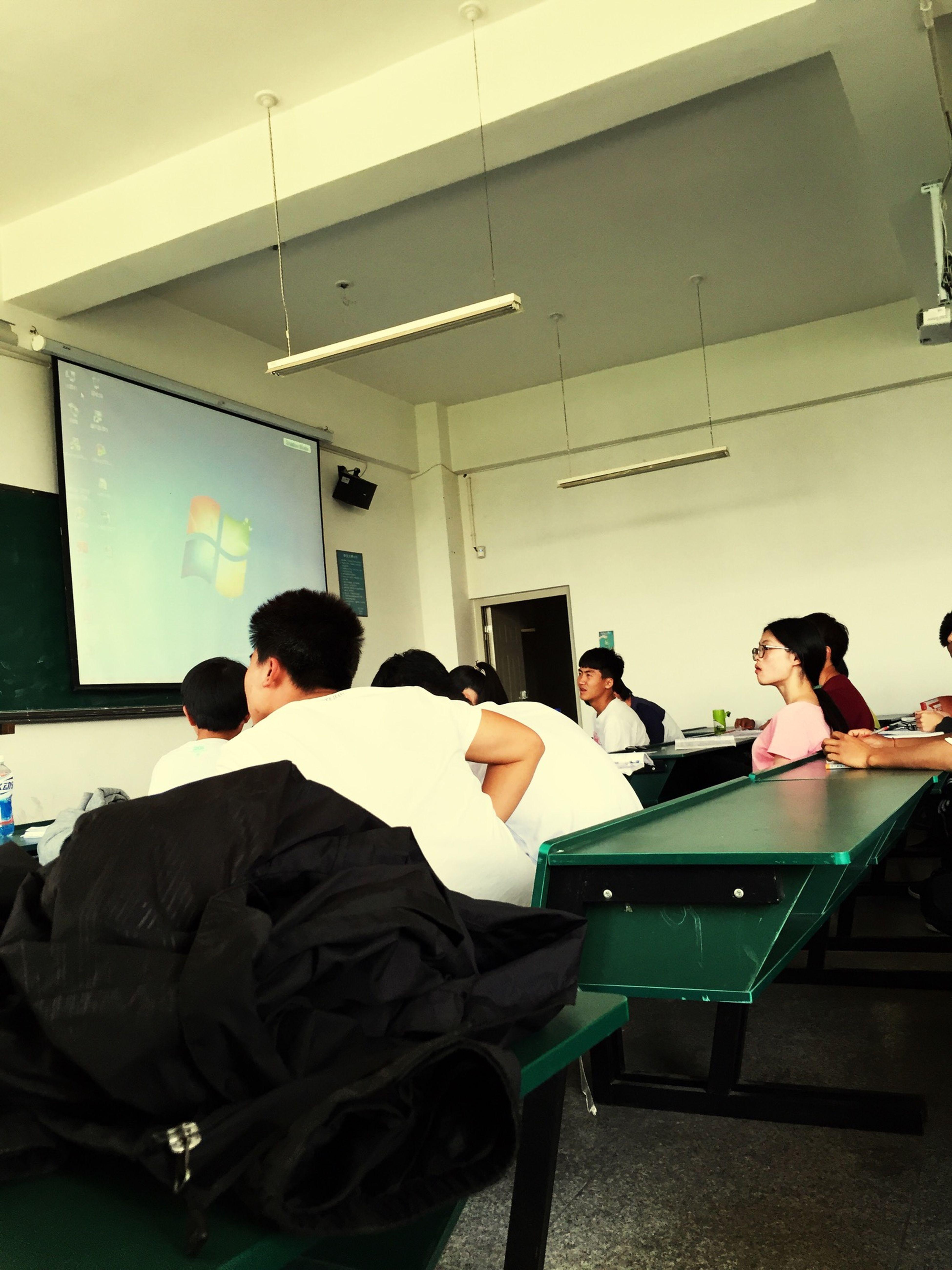 class haha