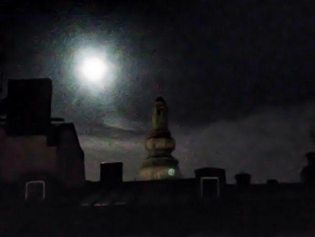 3 A.m. Full Moon Night  Eye4photography  EyeEm Best Edits