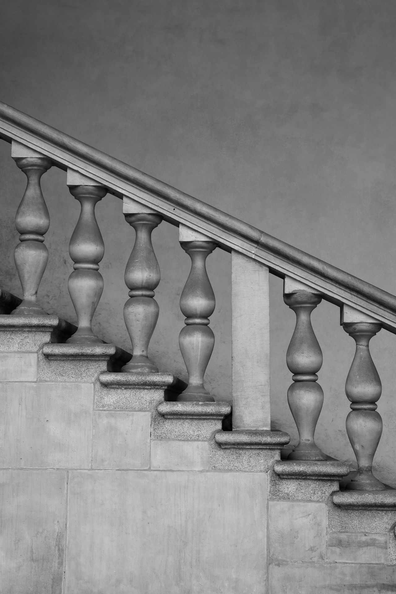 Architectural Column Architectural Detail Architecture Black & White Blackandwhite Blackandwhite Photography Close-up Krakow No People Staircase Stairs The Week On EyeEm