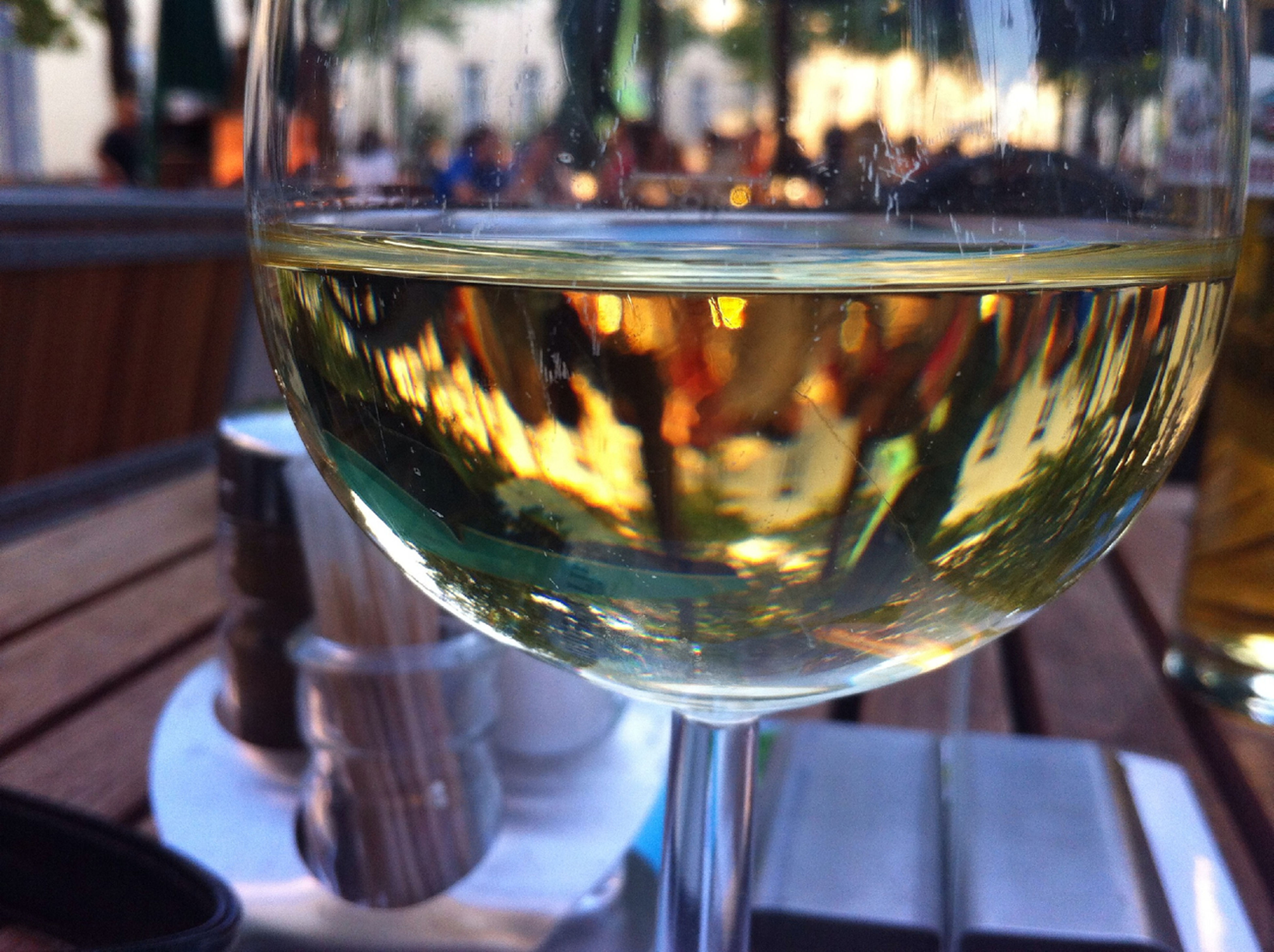 drink, food and drink, drinking glass, refreshment, table, indoors, glass - material, freshness, still life, transparent, close-up, alcohol, focus on foreground, glass, wineglass, wine, drinking straw, restaurant, no people, alcoholic drink