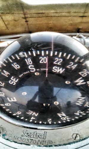 Nautical Compass Journeys Ships Compass