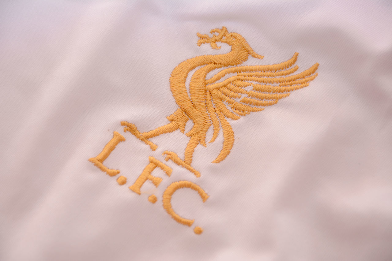 Bird Close-up Day Food Football Club Football Clubs Indoors  Jersey Lfc Live Liverpool Liverpoolfc Merseyside No People Soccer White White Background Youllneverwalkalone