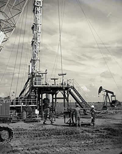 Rig Oilfield