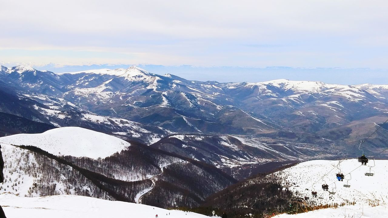 First Eyeem Photo Mountains Ski Mountain View Resort