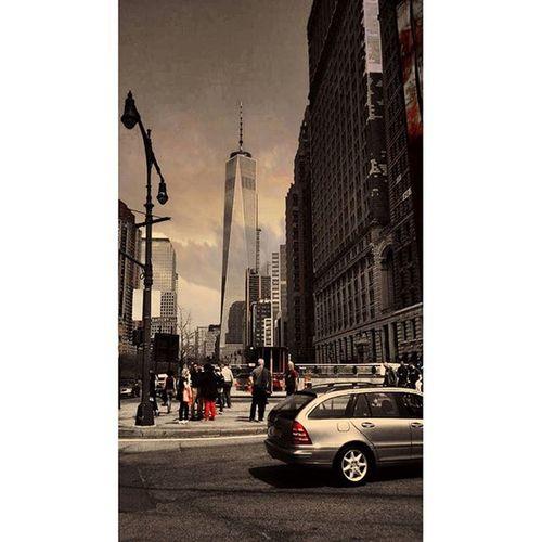Freedom Tower, NY Ilovenyc Topnewyorkphoto Topphotos NYC Traveling USA Worltracecenter Like4like All_shots Photooftheday Picoftheday Sky Tagstagram Instagramers Instalike