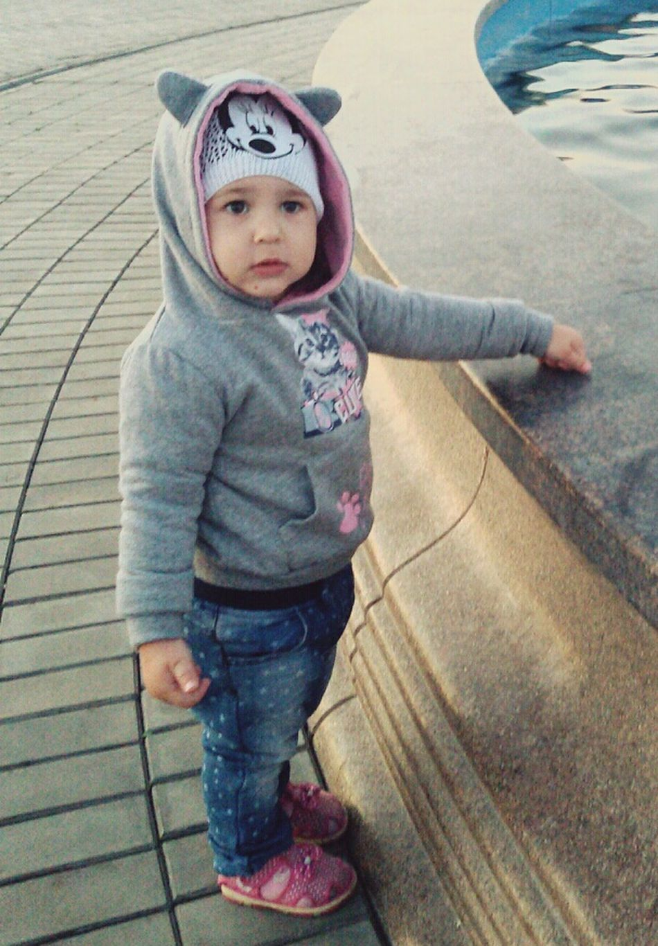 Дочка моя )