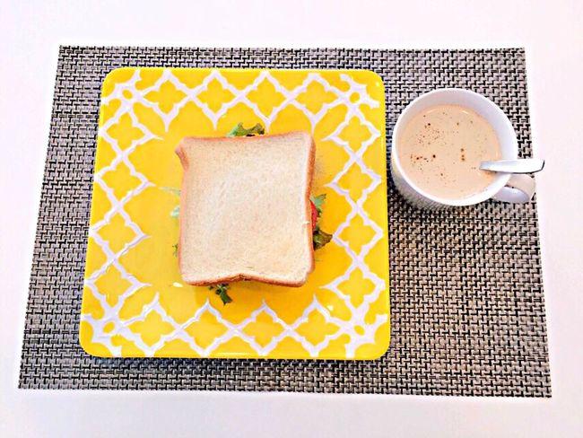 Homecooking Cooking The EyeEm Breakfast Club Breakfast Bread Fresh Bread Homemade Bread Sandwiches Sand Kiiiifood