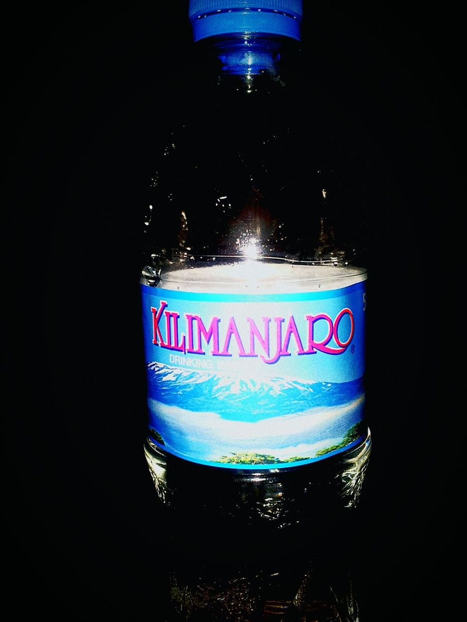 Water. Bottle Mountain Kilimanjaro. Proud Tanzania Relaxing Taking Photos Nature Check This Out Enjoying Life welcome in Tanzania the mountain Kilimanjaro