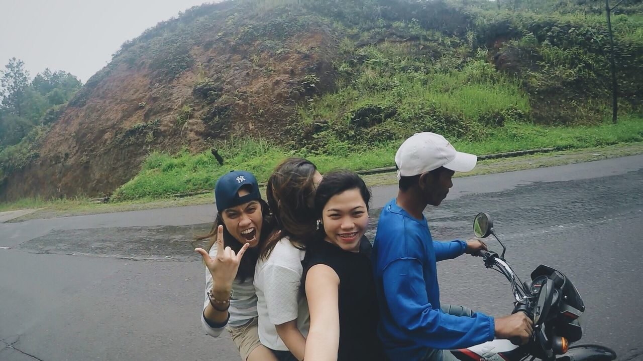 People And Places My Year My View Motorcycles Roadtrip Adventure Adrenaline Junkie Bukidnon Philippines Girls Friends Traveling Travel