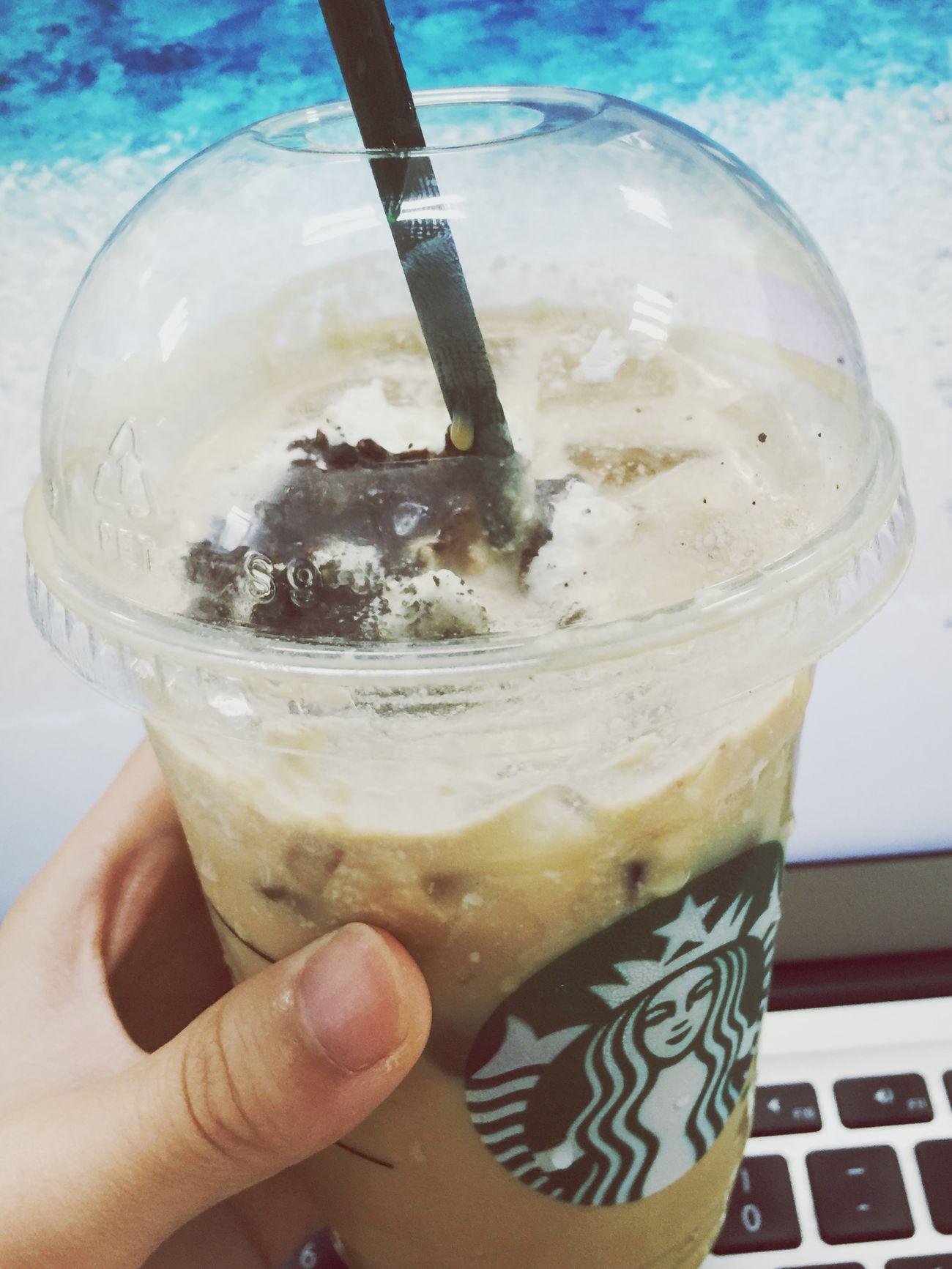 今天老板请喝咖啡