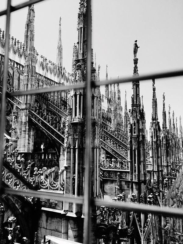 милан дуомо Италия