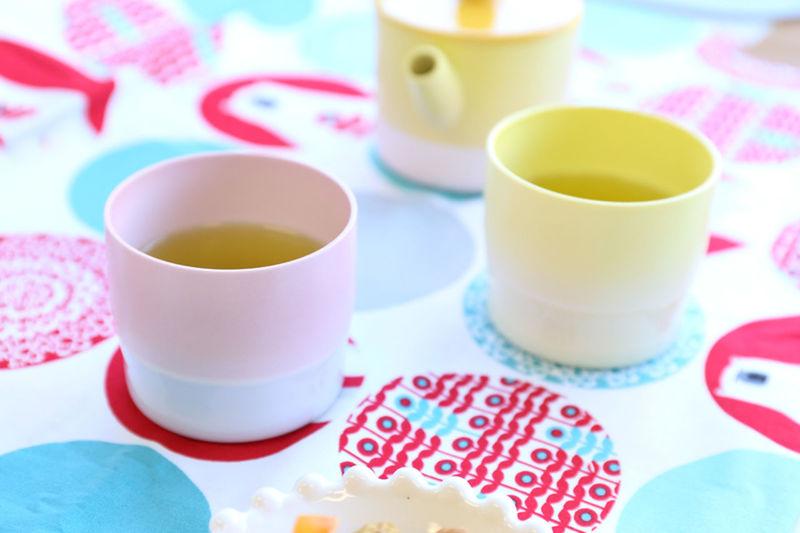 Tea Japanesetea Pink Kitchen