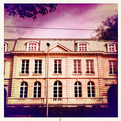 Colors in St-Pieters-Woluwe by Hipsta.Shake.Façades