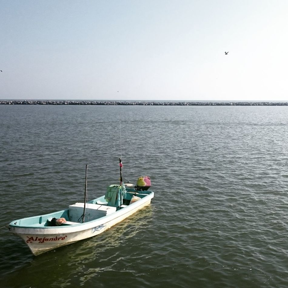 Water Day Nature Sky Beach Nautical Vessel Mar Bote Playa Mexico Tampico Tamaulipas