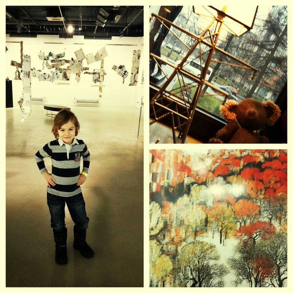 Fantastic Exhibition Art Quality Time большие города