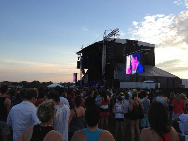 Watching Tegan & Sara Concert